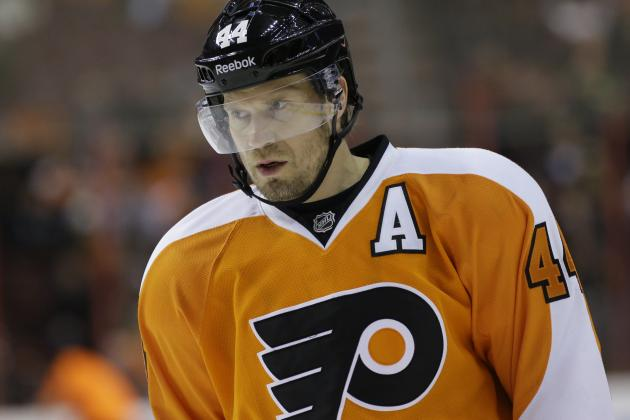 Breaking Down the Flyers' Defense After Timonen Injury and Del Zotto Signing