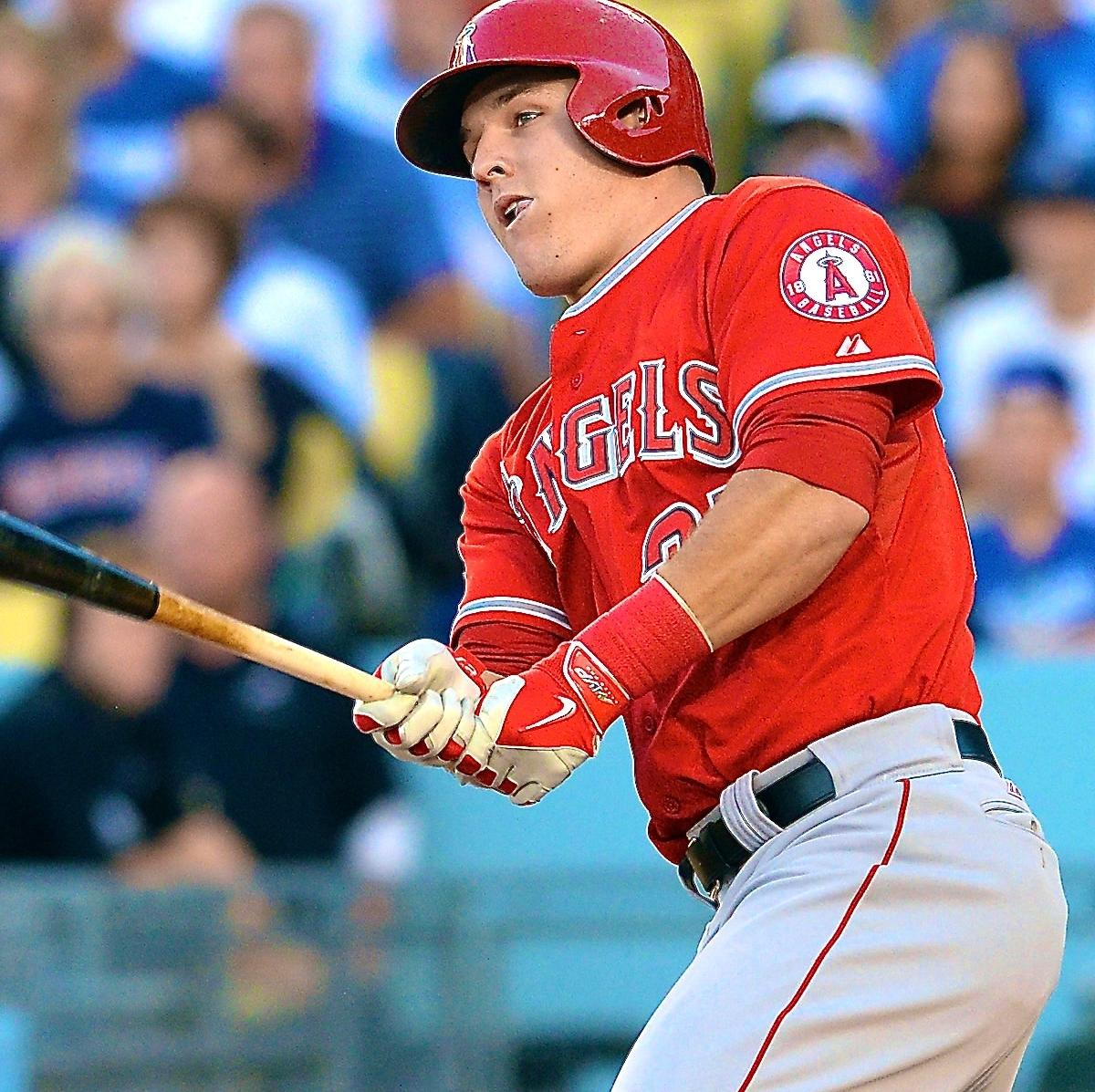 Mike Trout Vs. Clayton Kershaw: Reaction, Stat Lines And