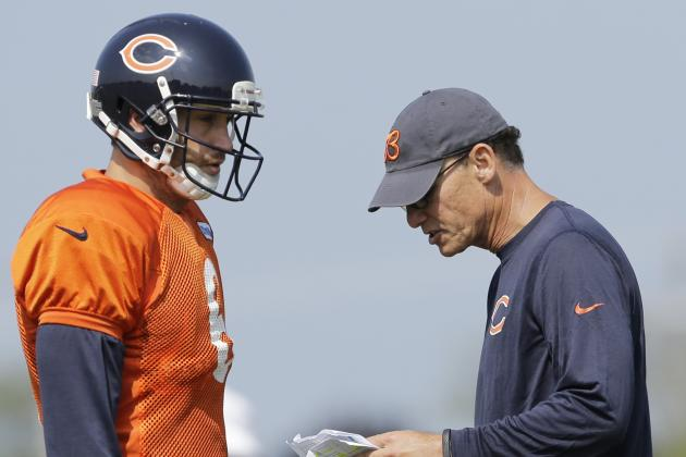 Chicago Bears: Expectations High for Jay Cutler in Year 2 Under Marc Trestman