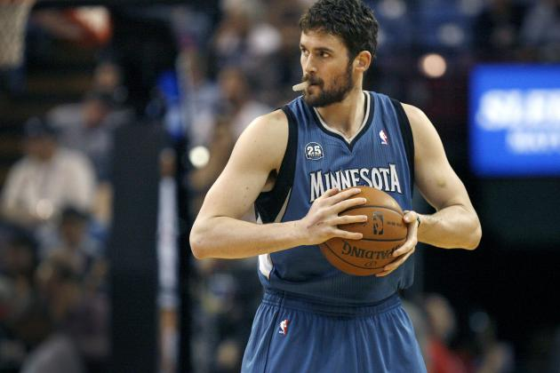 NBA Rumors: Latest Trade Talk Surrounding Kevin Love and Andrew Wiggins