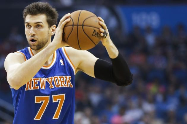 Can New York Knicks Still Save Andrea Bargnani's NBA Career?