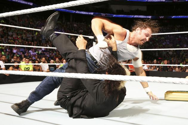 Dean Ambrose's Stipulation Will Lead to Underwhelming Match vs. Seth Rollins