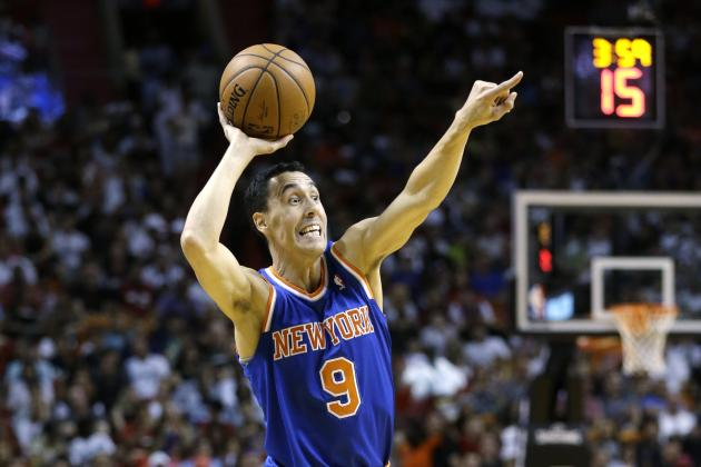 Knicks Rumors: Pablo Prigioni, Wayne Ellington Trade Not Worth the Trouble