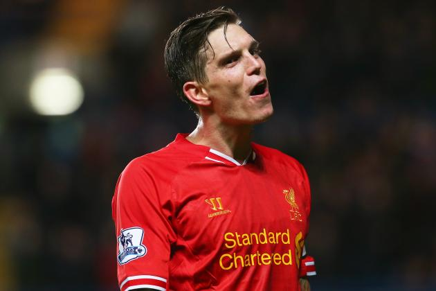 Arsenal Transfer News: Daniel Agger Eyed as Thomas Vermaelen Replacement