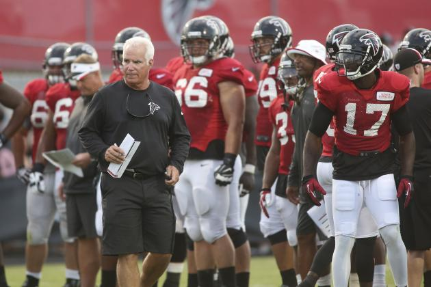 Atlanta Falcons Hard Knocks Episode 1 Recap: Let's Fight!