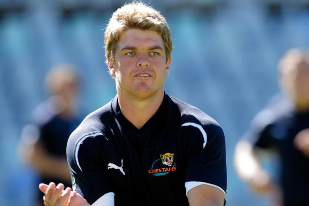 Smith Drafted into Springbok Squad