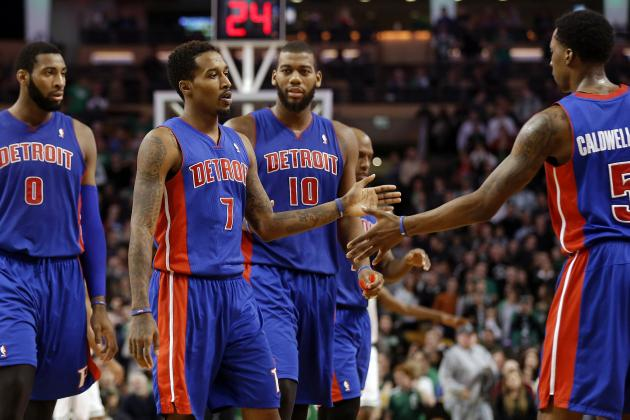 Updated Long-Term Plan for the Detroit Pistons
