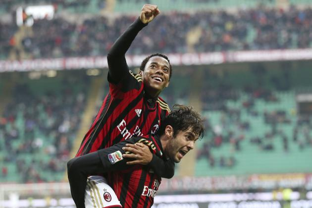 Robinho Transfer Rumours: Latest News and Speculation on AC Milan Star