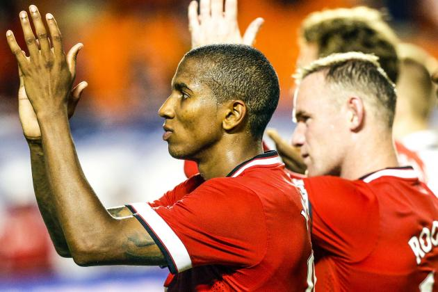 Could Louis Van Gaal Save Ashley Young's Manchester United Career?