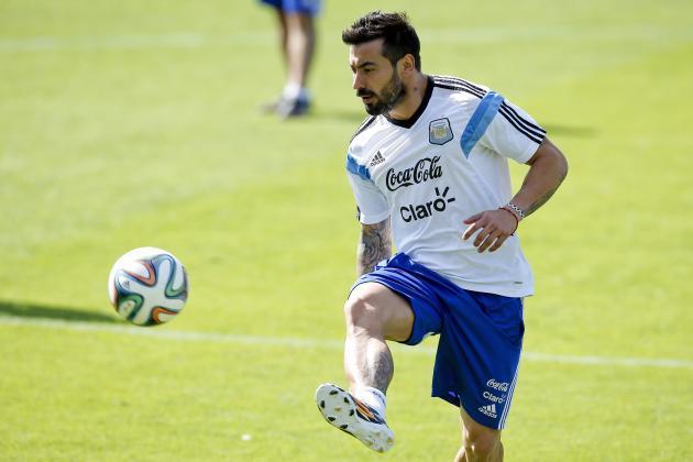 Liverpool Transfer News: Latest on Ezequiel Lavezzi Bid and Mauro Icardi Rumours