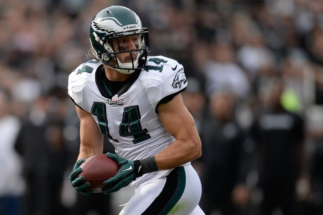 Riley Cooper Injury: Updates on Eagles WR's Foot and Return