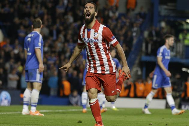 Manchester United Transfer News: Arda Turan Blow, Kevin Strootman Latest, More