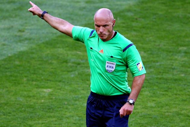 Howard Webb Retires from Refereeing: Details, Comments and Reaction