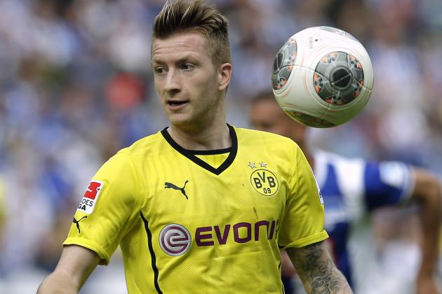 Which Teams Should Chase Marco Reus After £20M Release Clause Revealed?