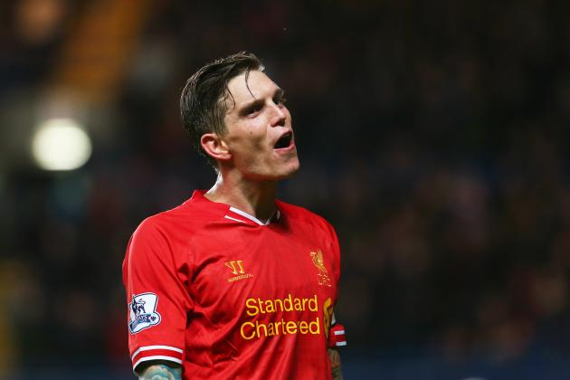 Could Daniel Agger Be a Suitable Replacement for Arsenal's Thomas Vermaelen?
