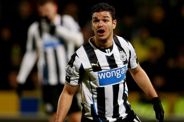 Newcastle Have No Choice but to Sell Hatem Ben Arfa