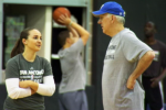WNBA Star Becky Hammon Joins Spurs Staff