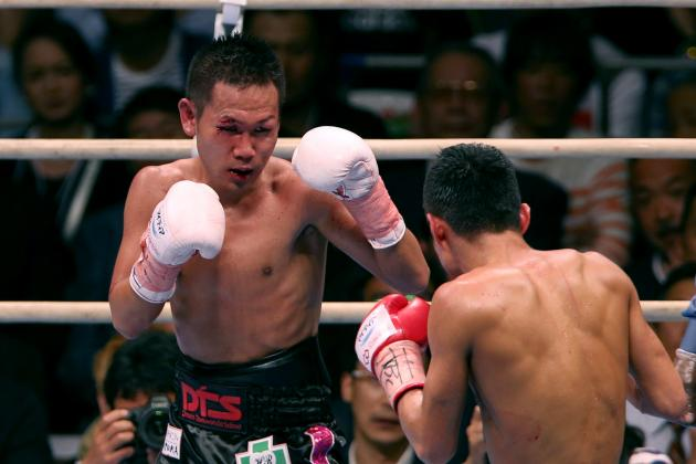 Katsunari Takayama vs. Francisco Rodriguez Jr.: The Biggest Fight of the Weekend