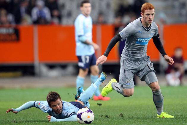What Impact Will Jack Colback Have This Season for Newcastle United?