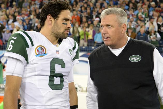 Mark Sanchez First to Reach out to Rex on Son's Injury