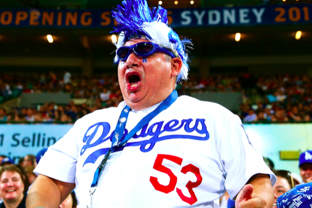 MLB Player's How-To Guide to Dealing with an Out-of-Control Heckler