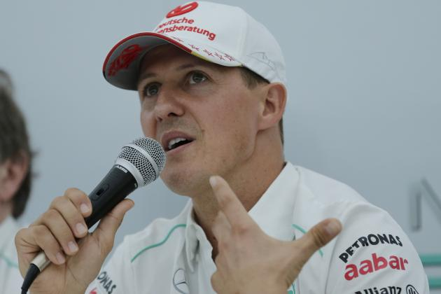 Suspect Accused of Stealing Michael Schumacher's Medical Records Found Dead