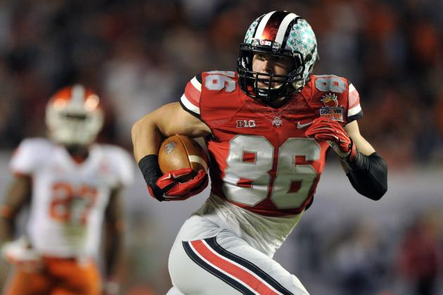 Ohio State Football: Heuerman Up and Running After Foot Surgery