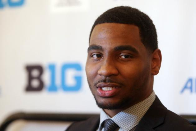 Ohio State's Braxton Miller Back for 2014