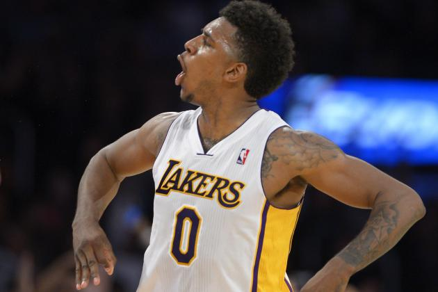 Nick Young's Top 10 Plays of 2013-14 (video)