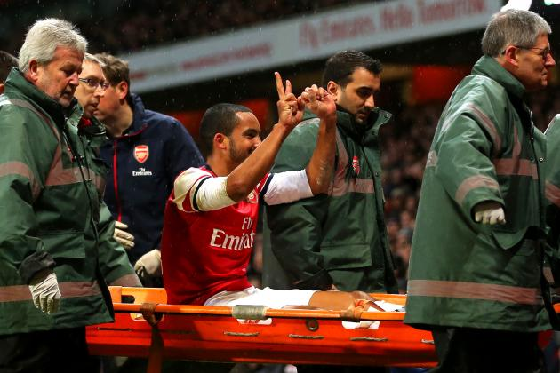 Arsenal: Theo Walcott Is Imperative to Gunners' Premier League Success