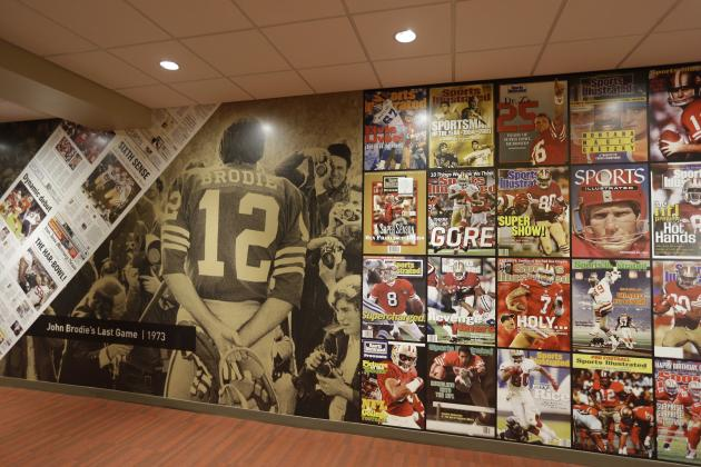 49ers Museum Opens Friday