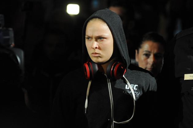 UFC on Fox 13: Why the December Show Should Be an All-Women's Event