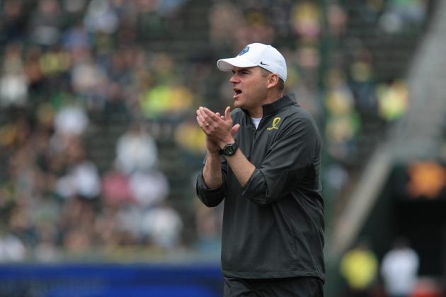 Oregon Football: Blue-Collar Ducks Embracing Attitude Adjustment