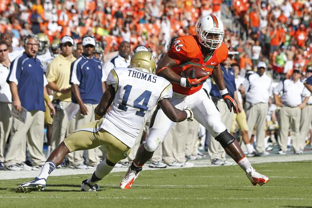 Miami Football: Why Clive Walford Is Crucial to 'Canes Offense in 2014