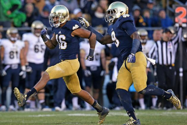 Notre Dame Football: Development Needs to Come Quickly on Defense