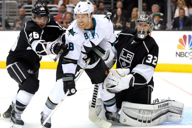 San Jose Sharks and LA Kings to Play Outdoors in 2015 Stadium Series