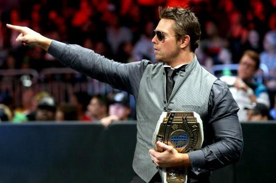 The Miz Has Helped Make the Intercontinental Championship Relevant Again