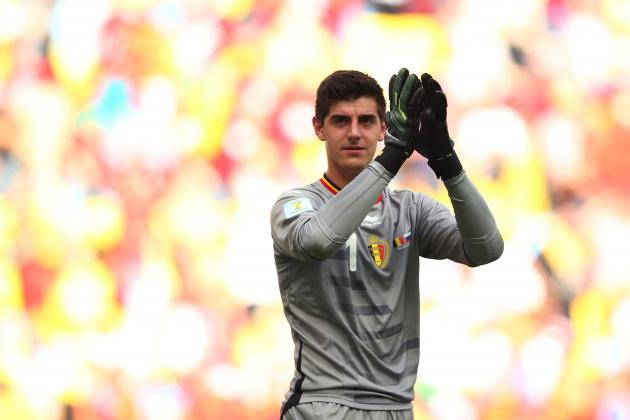 Real Madrid Transfer News: Los Blancos Shouldn't Pursue Thibaut Courtois