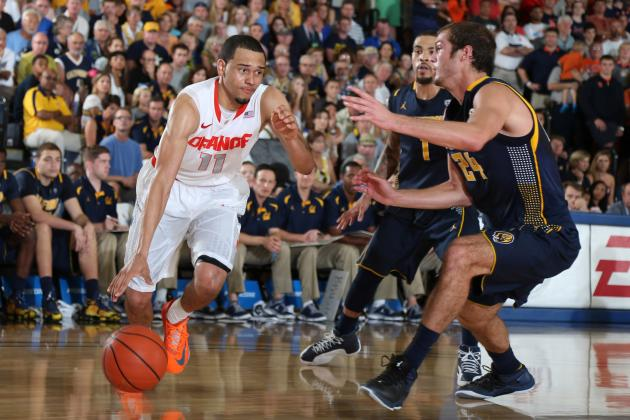 Cal Basketball Gets Another Shot at Syracuse