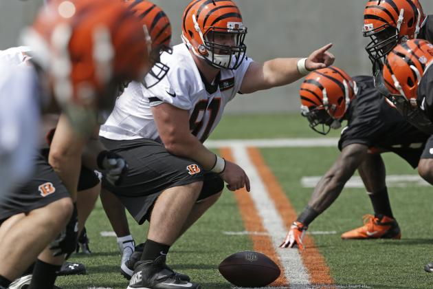 Bengals' Center Position a Cause for Concern Heading into Preseason Opener