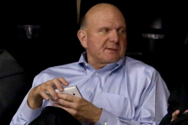 Steve Ballmer Says He Paid 'L.A. Beachfront Price' for Clippers