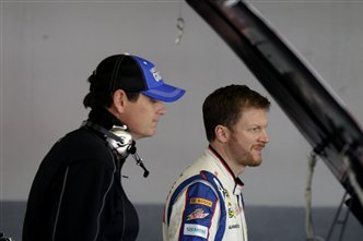 Letarte Picked Right Time to Leave Dale Earnhardt Jr.