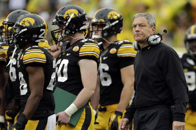 Iowa Hawkeyes Season Preview