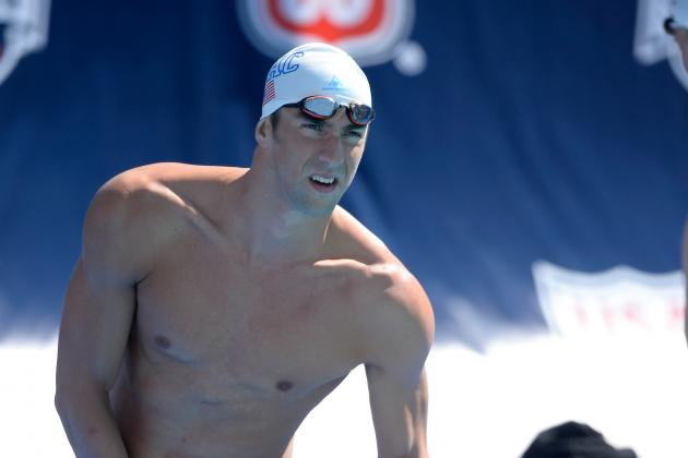 US Swimming Nationals 2014: Daily Results, Times and Updated Schedule