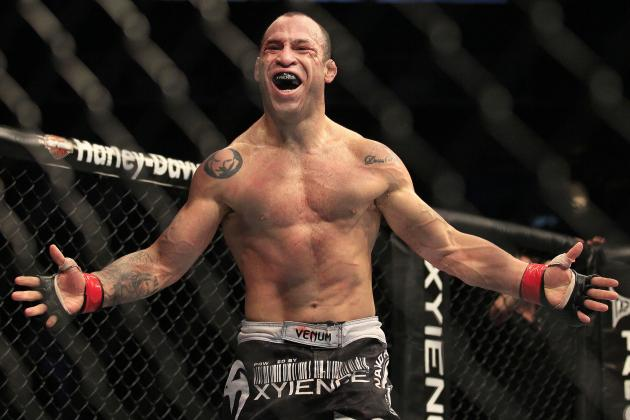 Nevada Attorney General Files Formal Complaint Against Wanderlei Silva
