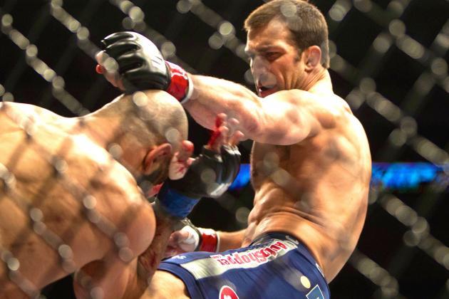 Why Is the UFC Ignoring Luke Rockhold?