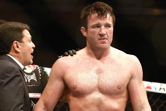 Chael Sonnen Camp Waiting on Any Response from Nevada Commission