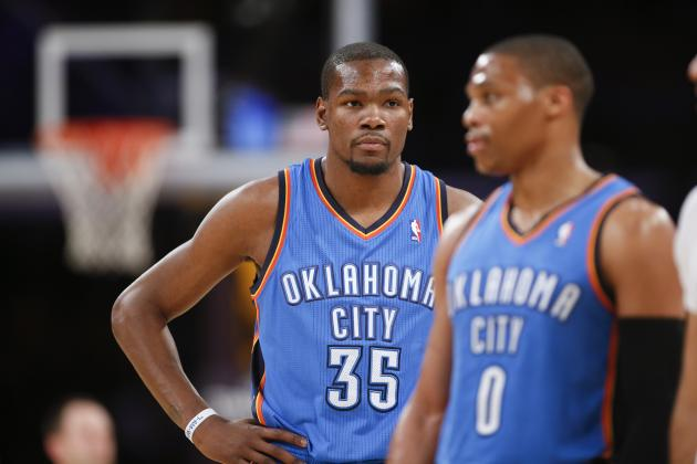 Why Oklahoma City Thunder's Championship Clock Is Ticking ...