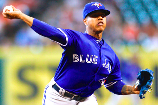 Marcus Stroman's 2014 Transformation from Unreliable Rookie to Pennant Race Ace