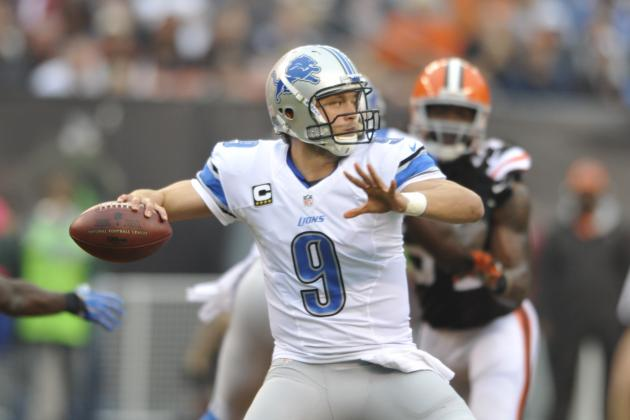 Browns vs. Lions: TV Info, Spread, Injury Updates, Game Time and More